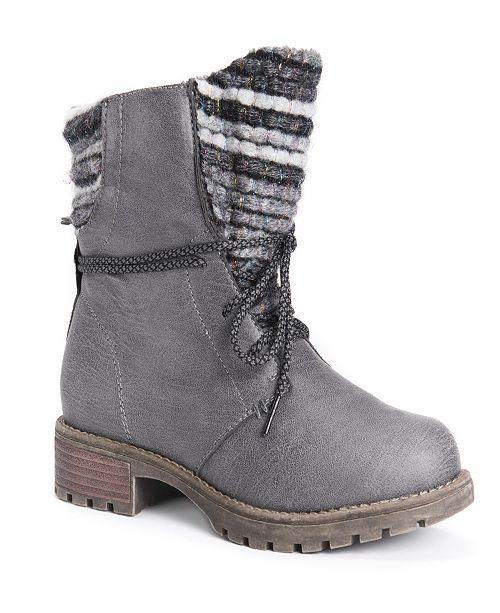 Muk Luks Women's Tatum Boots