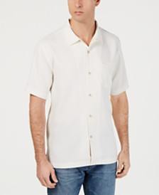 Tommy Bahama Men's Big & Tall Royal Bermuda Shirt