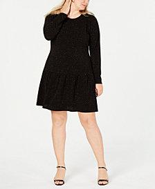 MICHAEL Michael Kors Plus Size Studded Dress