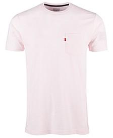 Men's Heathered Pocket T-Shirt