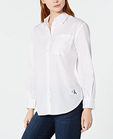 Calvin Klein Jeans Cotton Shirt
