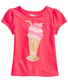 Epic Threads Toddler Girls Milkshake T-Shirt, Created for Macy's