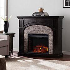 Hartford Fireplace, Quick Ship