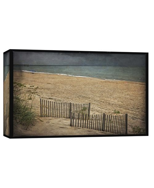 PTM Images At Dusk  Decorative Canvas Wall Art