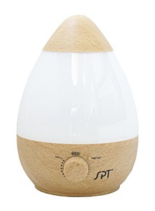 SPT Ultrasonic Humidifier with Fragrance Diffuser