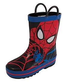 Marvel Youth Spiderman Rain Boot