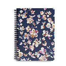 Cut Vines Mini Notebook With Pocket
