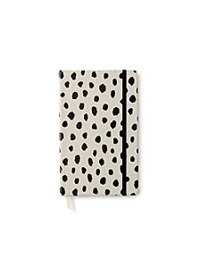 Kate Spade New York Take Note Notebook Large, Flamingo Dot