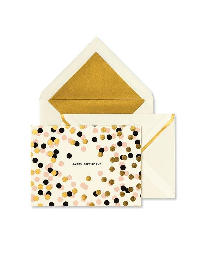 Kate Spade - KSNY Birthday Card Stationery Set Assorted