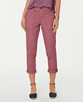Style   Co Cuffed Capri Pants 991d4a5f5