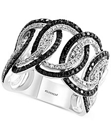 EFFY® Diamond Statement Ring (1-1/10 ct. t.w.) in 14k White Gold
