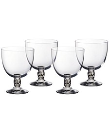 Montauk Sand White Wine, Set of 4