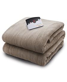 Electric Microplush Full Blanket