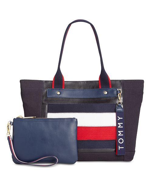 cf25b9b530f Tommy Hilfiger Classic Tommy Shopper & Reviews - Handbags ...