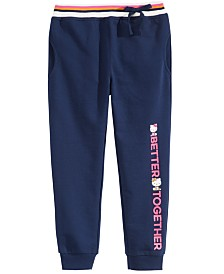 Hello Kitty Little Girls Better Together Joggers