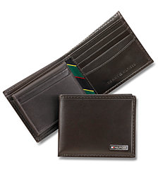 Tommy Hilfiger Fordham Bifold Leather Men's Wallet
