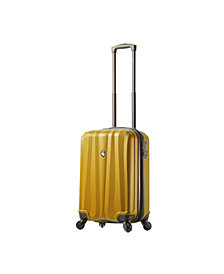 Mia Toro Italy Pozzi Hardside Spinner Carry-On