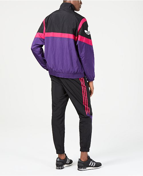 finest selection f1c87 d0883 adidas Men's Originals Sportive Track Jacket & Pants ...