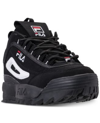 e1fb19b93ce Fila Boys  Disruptor II Casual Athletic Sneakers from Finish Line   Reviews  - Finish Line Athletic Shoes - Kids - Macy s