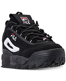 Fila Boys' Disruptor II Casual Athletic Sneakers from Finish Line