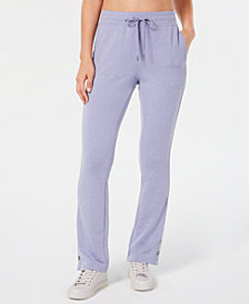 Ideology Snap Sweatpants, Created for Macy's