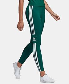 adidas Originals Adicolor Three-Stripe Leggings
