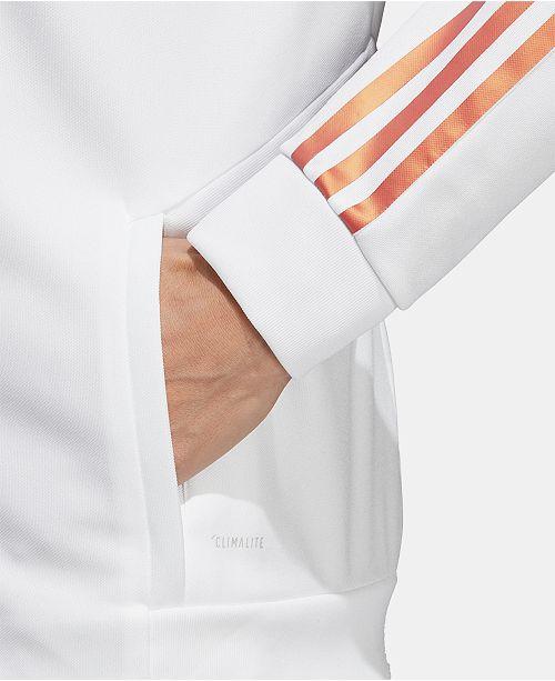 991b15dd9 adidas Pearl Essence Tiro Track Jacket & Reviews - Jackets & Blazers ...