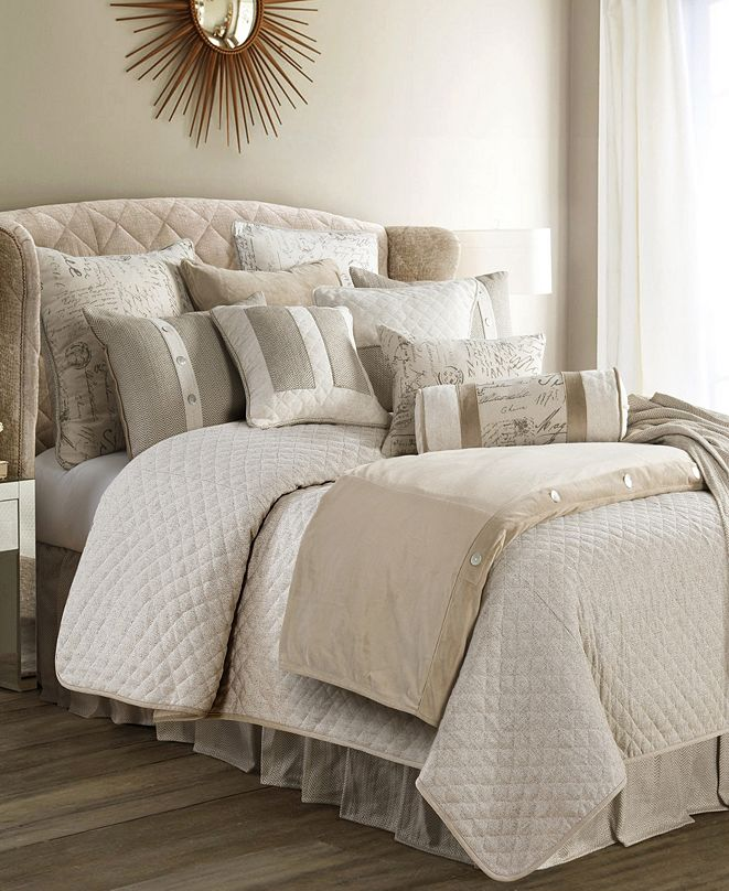 HiEnd Accents Fairfield King Coverlet Set