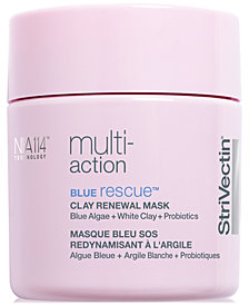 StriVectin Multi-Action Blue Rescue Clay Renewal Mask, 3.2 oz.
