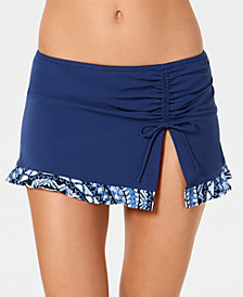 Profile by Gottex Skirted Swim Bottoms