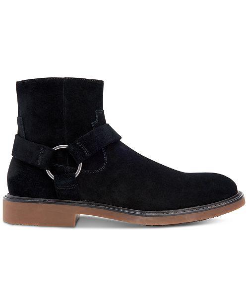 4180497d1363 Calvin Klein Men's Vergil Suede Boots & Reviews - All Men's Shoes ...