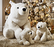 Holiday Lane Polar Bears, Created for Macys