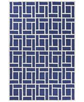 Libby Langdon Blue Kitchen Rugs & Mats - Macy\'s