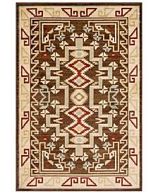 Surya Paramount PAR-1079 Dark Brown 2' x 3' Area Rug