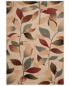 Surya Riley RLY-5010 Dark Red 10' x 13' Area Rug