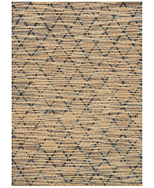 "Loloi Beacon Jute BU-03 5' x 7'6"" Area Rug"