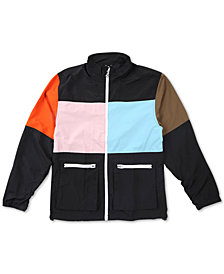 LRG Men's Colorblocked Jacket