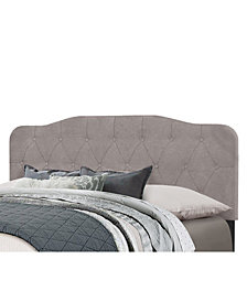 Nicole Upholstered Full / Queen Headboard