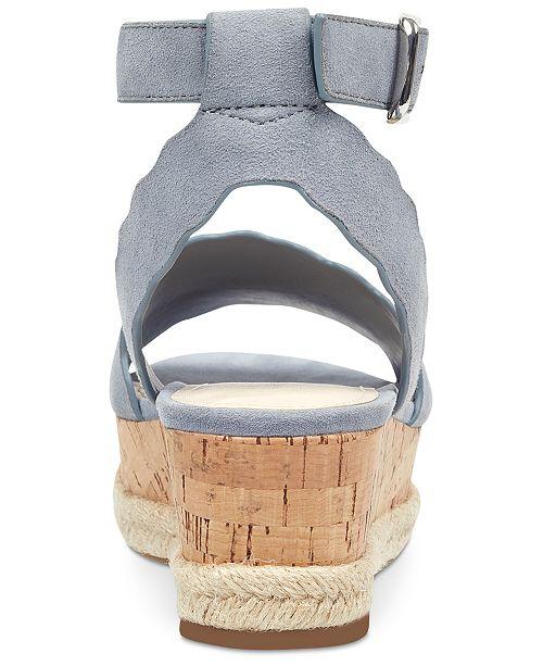 d591a7f8231 Marc Fisher Faitful Flatform Sandals   Reviews - Sandals   Flip ...
