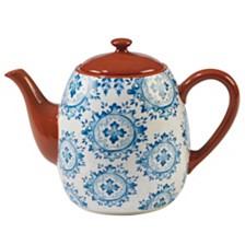 Certified International Porto Teapot