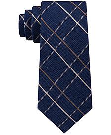 Michael Kors Men's Roped Glen Plaid Tie
