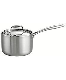 Tramontina Gourmet Tri-Ply Clad 2 Qt Covered Sauce Pan