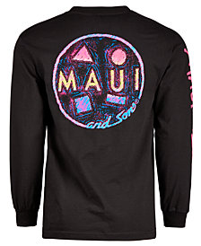 Maui and Sons Men's Gnarly Cookie Graphic Shirt