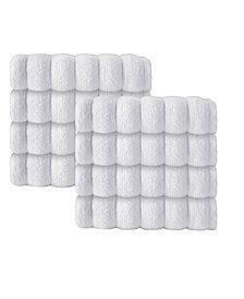Enchante Home Vague 8-Pc. Hand Towels Turkish Cotton Towel Set