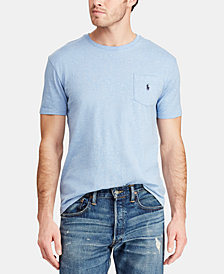 Polo Ralph Lauren Men's Big & Tall Pocket T-Shirt