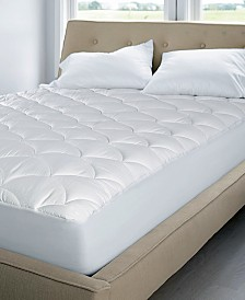 Blue Ridge Cotton Damask Dot Dual Action Mattress Pad Collection