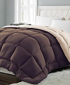 Blue Ridge Reversible Down Alternative Twin Comforter
