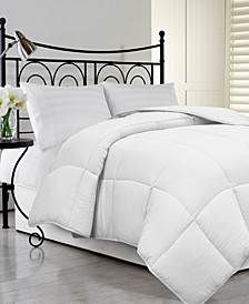 Oversized Down Alternative Comforter Collection