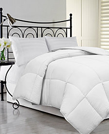 Blue Ridge Oversized Super Fluffy Down Alternative King Comforter