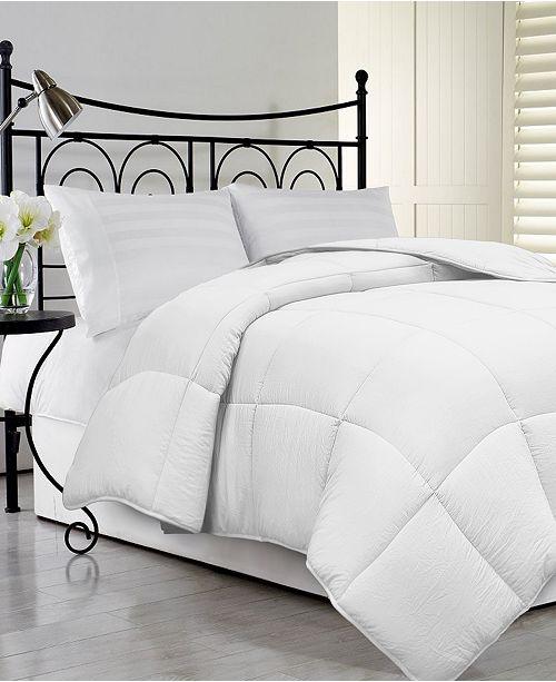 Blue Ridge Oversized Super Fluffy Down Alternative Comforter Collection
